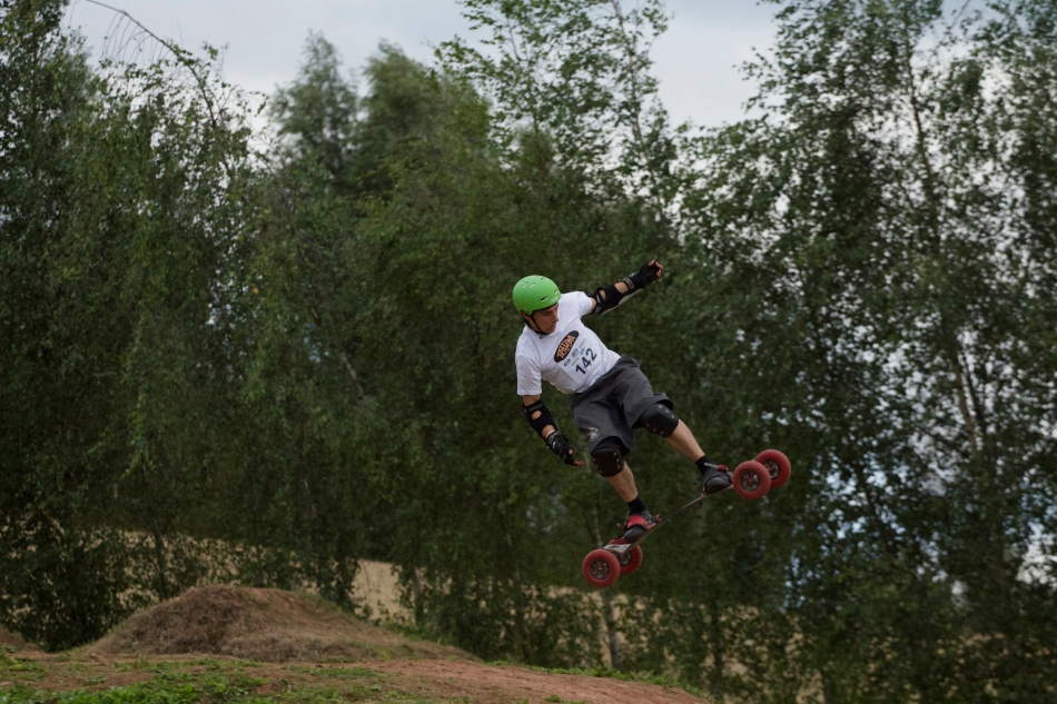Mountainboarding IMG_7372